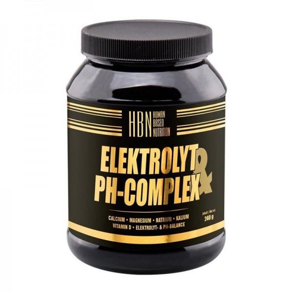 Peak HBN Elektrolyt & pH-Complex 240 Kapseln