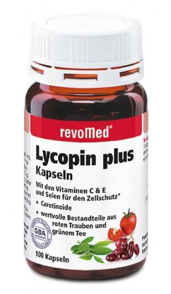 Revomed Lycopin plus- 100 Kapseln