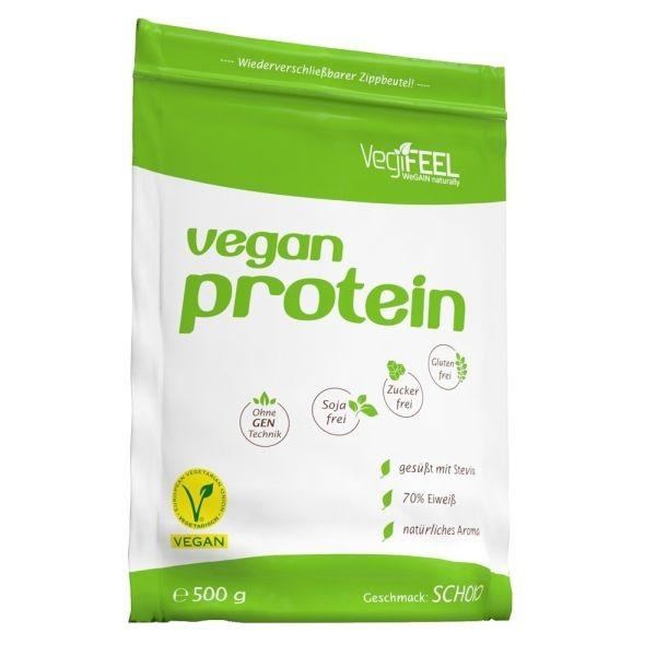 VegiFeel Vegan Protein Best Body 500 g