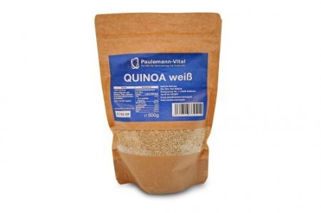 Paulemann-Vital Quinoa weiß 500g
