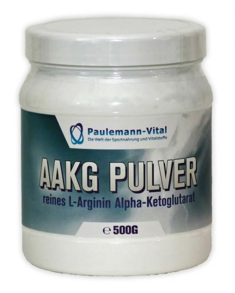 Paulemann-Vital AAKG-Pulver - 500g-Dose