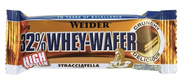 Weider 32% Whey-Wafer Bar - 1 x 35 g