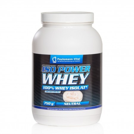 Paulemann-Vital Iso Power Whey 750g