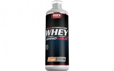 Best Body 100% Hydrolyzed Whey Amino Liquid 1000ml