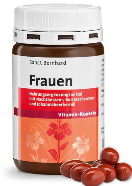 Sanct Bernhard Frauen- 60 Vitamin Kapseln
