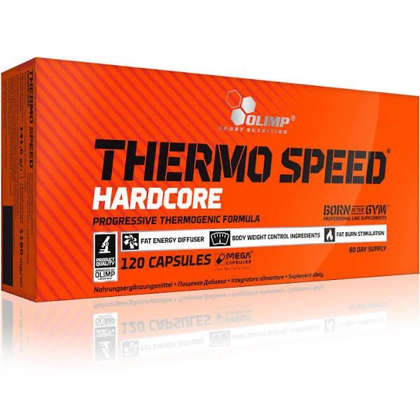 Olimp Thermo Speed Hardcore - 120 Kapseln