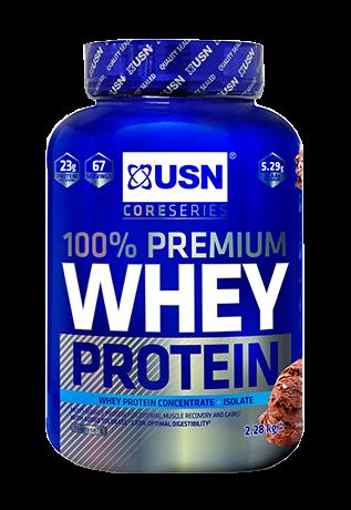 USN Whey Protein Premium 2280g