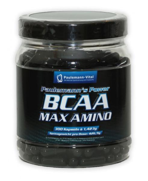Paulemann-Vital BCAA Max Amino - 300 Kapseln