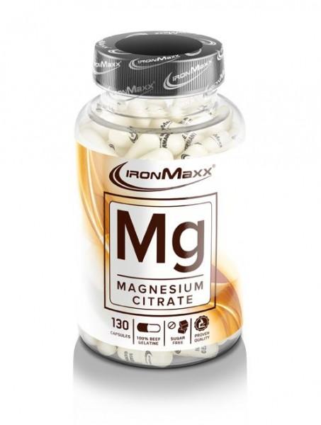 IronMaxx Magnesium - 130 Kapseln