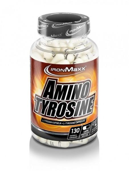 IronMaxx Amino Tyrosin - 130 Kapseln