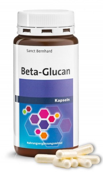 Sanct Bernhard Beta- Glucan Kapseln 180 Kapseln