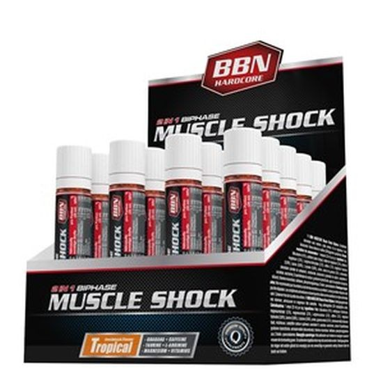 Best Body Muscle Shock Ampullen