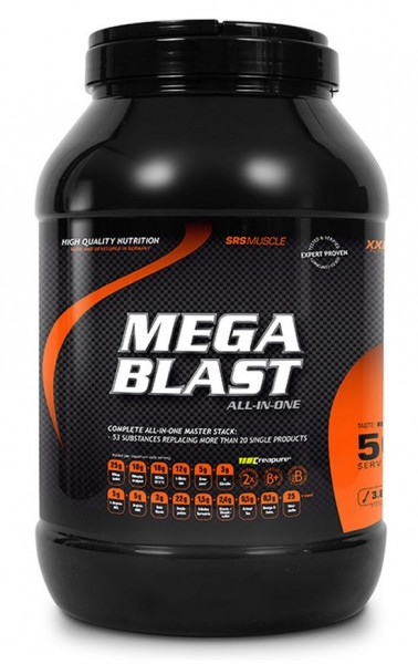 SRS Mega Blast All-In-One 3.800 g