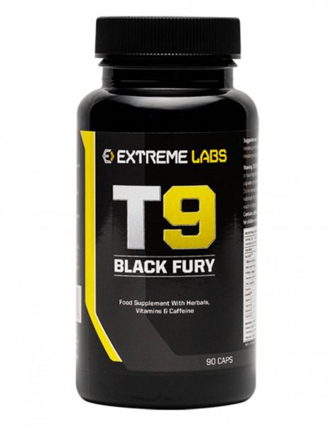Extreme Labs T9 Black Fury- 90 Kapseln