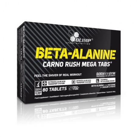 Olimp Beta Alanine Carno Rush - 80 Kapseln