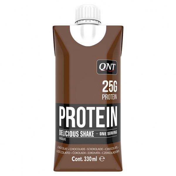 QNT Delicious Protein Shake - 12 x 330 ml