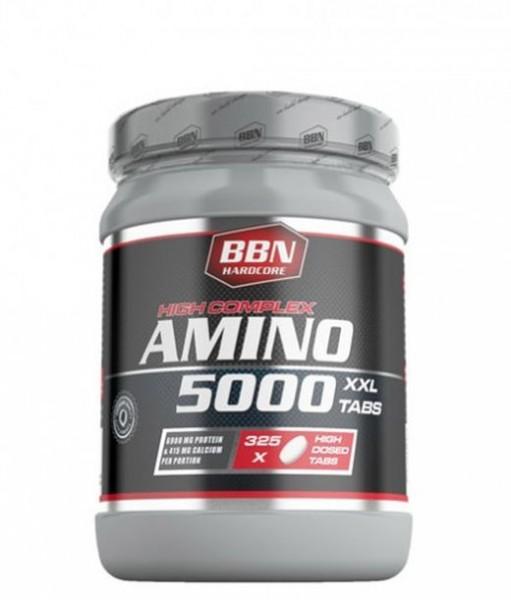 Best Body Hardcore Amino 5000 - 325 Kapseln