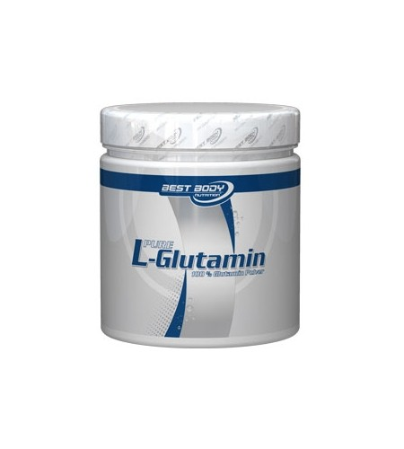 Best Body L-Glutamine Pulver 250g