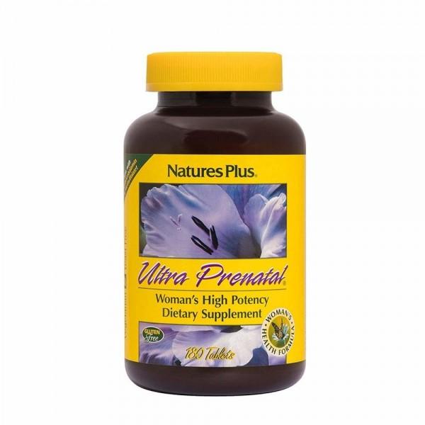Natures Plus Ultra Prenatal - 180 Tabletten