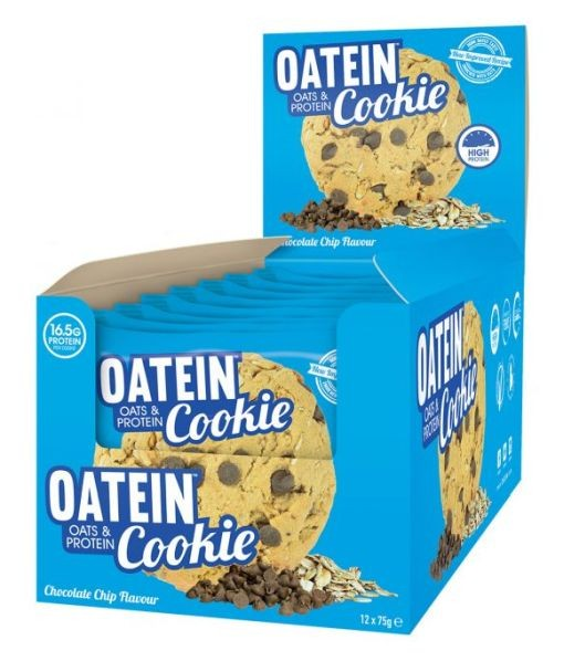 Oatein Cookies Oats & Protein - 12x 75 g