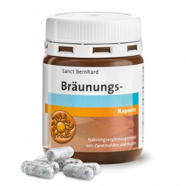 Sanct Bernhard Bräunungskapseln 90 Kapseln