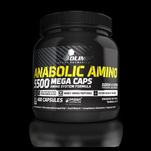 Olimp Anabolic Amino 5500 - 400 Kapseln