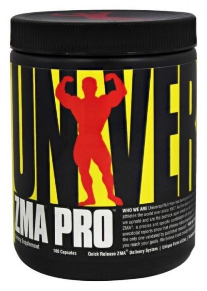 Universal Nutrition ZMA Pro - 180 Kapseln