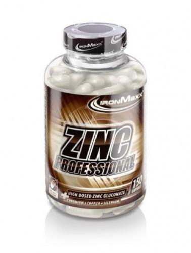 IronMaxx Zinc Professional - 150 Kapseln