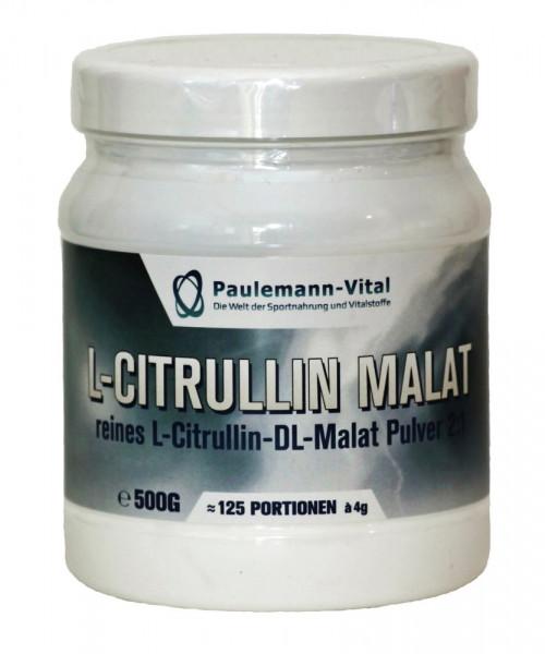 Paulemann-Vital Citrullin Malat - 500 g Dose