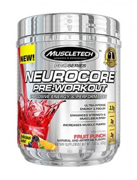 Muscletech Neurocore Pre-Workout Booster - 222 g