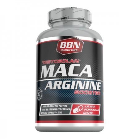 Best Body Testobolan Maca Arginin Boost - 100 Kapseln