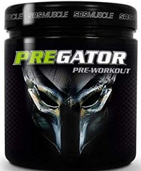 SRS Muscle Pregator- Pre-Workout-Booster- 448g Pulver