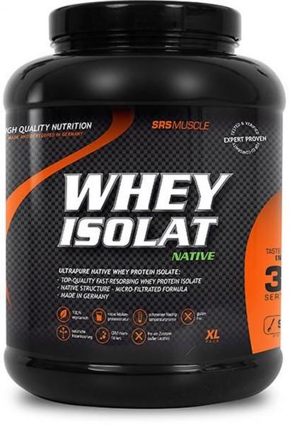 SRS Whey Isolat - 900g Dose