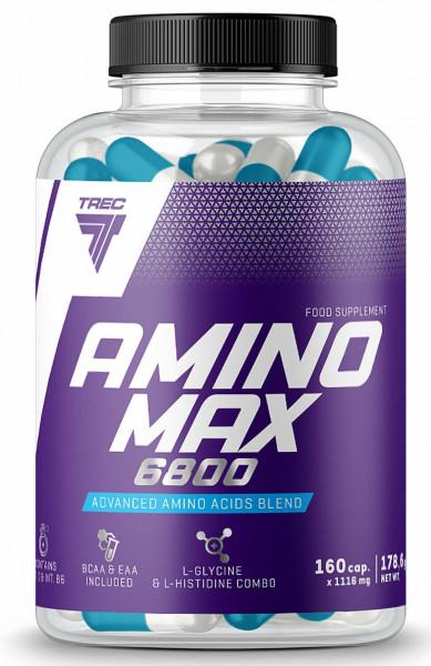 Trec Amino Max 6800- 160 Kapseln
