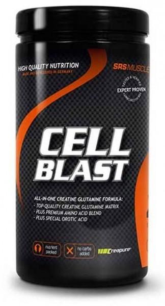 SRS Cell Blast - 800 g, Orange