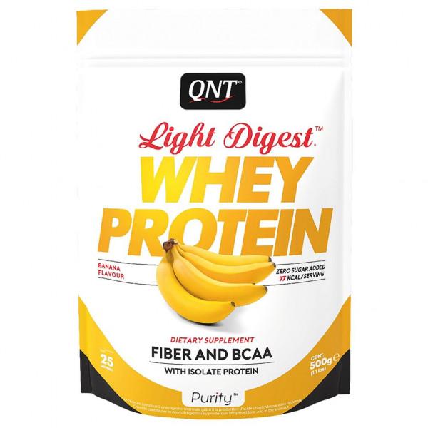 QNT Light Digest Whey Protein - 500 g - Beutel