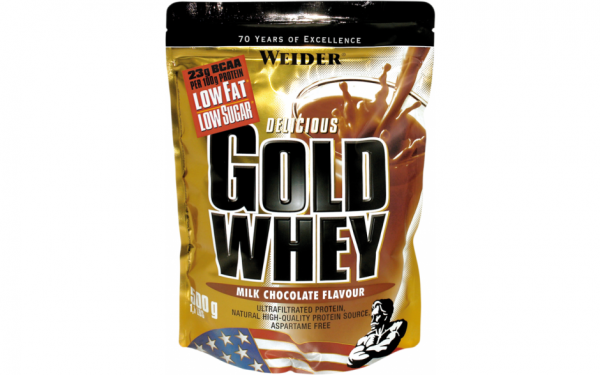 Weider Gold Whey Protein 500g