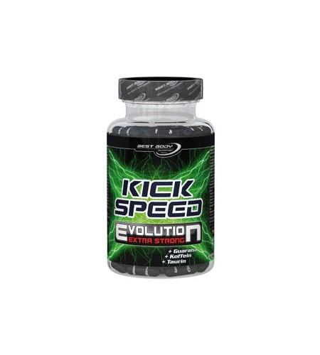 Best Body Kick Speed Evolution - 80 Kapseln