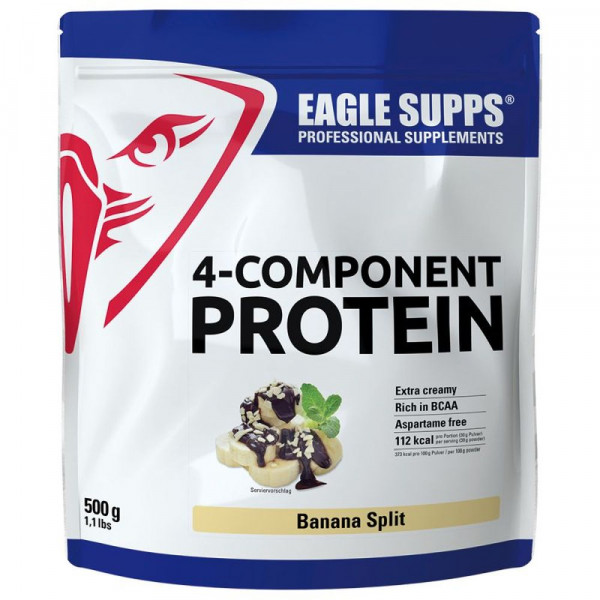 Eagle Supps 4-Component Protein - 500 g