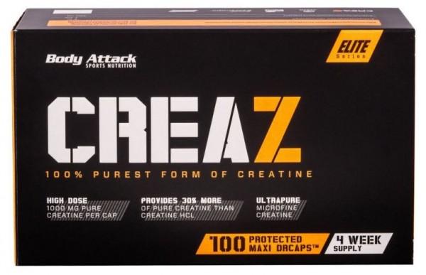Body Attack CREAZ - 100 Maxi DRCaps