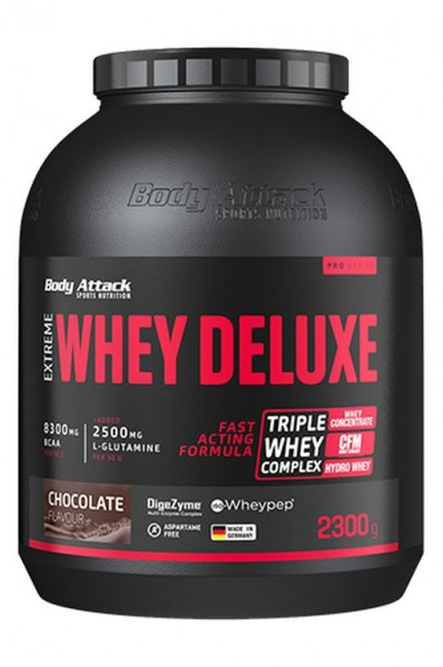 Body Attack Extreme Whey Deluxe 2300g