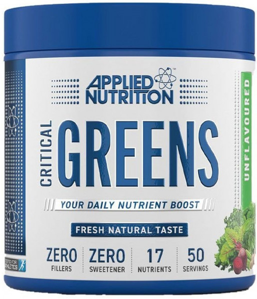 Applied Nutrition Critical Greens-neutral-250g