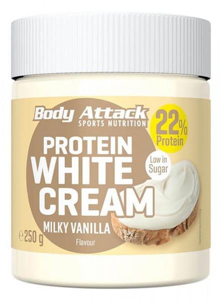 Body Attack Protein White Choc