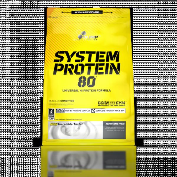 Olimp System Protein 80 - 700g