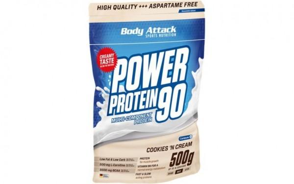 Body Attack Power Protein 90 500g