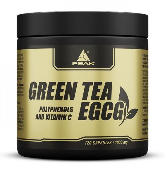 Peak EGCG Grüntee Extrakt - 120 Kapseln