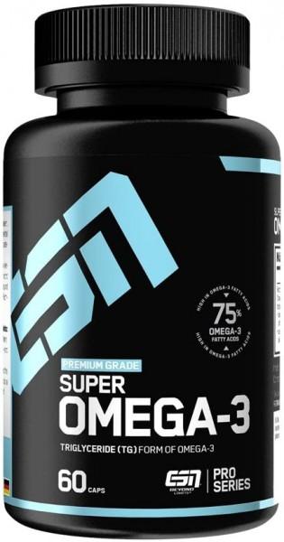 ESN Super Omega- 3- 60 Softgels