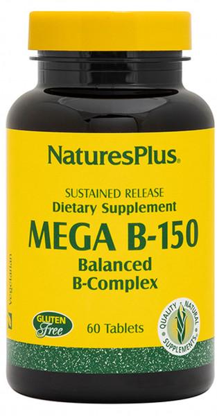 Natures Plus Mega B-150- 60 Tabletten