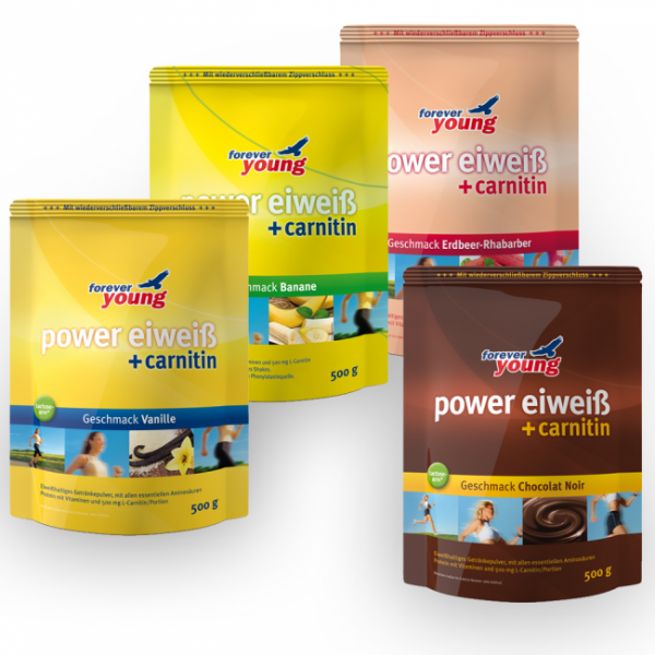 Forever Young Power Eiweiß Plus 500g