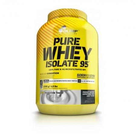 Olimp Pure Whey Isolate 95 - 2200g